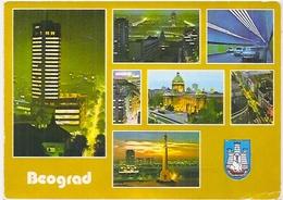 Beograd-not  Traveled -FNRJ - Serbie