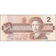 TWN - CANADA 94b - 2 Dollars 1979 Prefix CBC - Signatures: Thiessen & Crow UNC - Canada