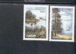 CEPT Lebensspender Wasser Weißrußland 409 - 410  MNH ** Postfrisch - 2001
