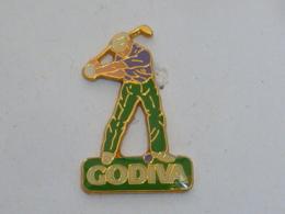 Pin's GOLFEUR GODIVA - Golf