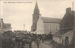 BANGOR . UN JOUR DE FOIRE - Belle Ile En Mer