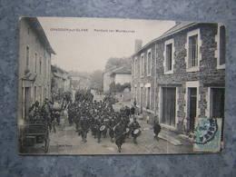 ORADOUR SUR GLANE - PENDANT LES MANOEUVRES - Oradour Sur Glane