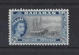 "BAHAMAS......QUEEN ELIZABETH II.(1952-NOW).."" 1954 "". ... 2/6..........SG213........MH... - Bahamas (...-1973)"