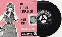 LOUIS NEEFS- Ein Kleines Kompliment, Fragst Du Die Möwe - Vinyl-Schallplatten
