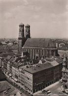 München - Blick Auf Die Frauenkirche - Ca. 1960 - Muenchen