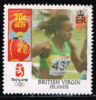 British Vergin Islands 2008,Michel# 1175 O  Summer Olympics 2008, Beijing - British Virgin Islands