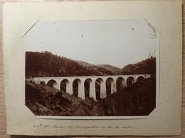 Lozère, Viaduc De Chanteperdrix, 1906. - France