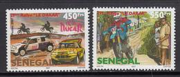 Senegal MNH Michel Nr 2118/19 From 2007 / Catw 200.00 EUR - Senegal (1960-...)