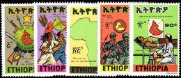 Ethiopia 1978 Call Of The Motherland Unmounted Mint. - Ethiopia