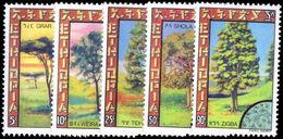 Ethiopia 1979 Trees Unmounted Mint. - Ethiopia