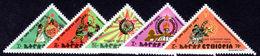 Ethiopia 1979 Revolution Anniversary Unmounted Mint. - Ethiopia