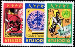 Ethiopia 1980 Anti-Smoking Unmounted Mint. - Ethiopia