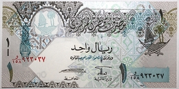 Qatar - 1 Riyal - 2008 - PICK 28a - NEUF - Qatar