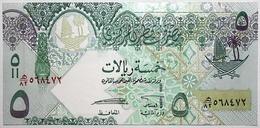 Qatar - 5 Riyal - 2008 - PICK 29a.1 - NEUF - Qatar
