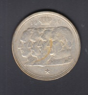 Belgien 100 Franken 1950 - 1945-1951: Regentschaft