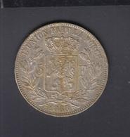 Belgien 5 Franken 1868 - 09. 5 Francs