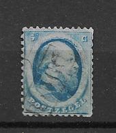 1864 USED Nederland NVPH 4 - Periode 1852-1890 (Willem III)