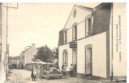 LOCMARIA . LE RESTAURANT D'ARVOR +BOULANGERIE + AUTOMOBILE - Belle Ile En Mer