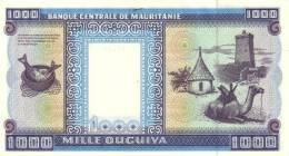 MAURITANIA P.  9a 1000 O 1999 UNC - Mauritanië