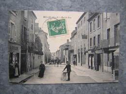 BELLAC - RUE DU COQ - Bellac