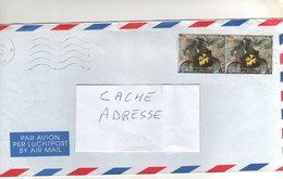 : Beaux Timbres , Stamps  Sur Lettre , Cover , Mail Du 19/07/1994  Pour La France - Croazia