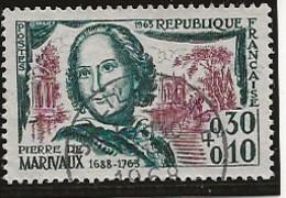 FRANCE: Obl., N° YT 1372, TB - France
