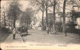 Oude-God Villas - Mechelsche Steenweg (Hermans Uitg.  Honden 1904) - Mortsel