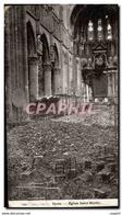 CPA Belgique Ypres Eglise Saint Martin - Ieper