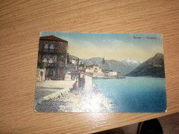 Perast Perasto - Montenegro
