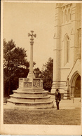 CDV, Photo W.W.Burnand, Longfleet, Poole, St.Peter, Bournemouth, 1871 - Photographs