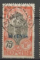 INDOCHINE  N° 85 CACHET THAINGUYEN - Oblitérés