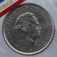 Monaco - 2 Francs 1979, ESSAI MDP - Monaco