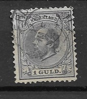1872 USED Nederland NVPH 28 - Periode 1852-1890 (Willem III)