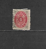 1870/71 - N. 18 USATO (CATALOGO UNIFICATO) - Usati