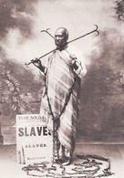 Slave For Sale Slavery Real Photo Postcard - Postkaarten