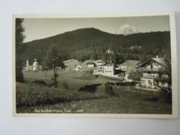 Autriche Aus Seefeld Tirol 7636 Argenta Circulée 1950 - Seefeld