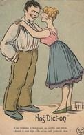 CPA (illustrateur ) GRIFF    (lot De 13 Cartes Humoristiques)(b.bur Illu) - Griff