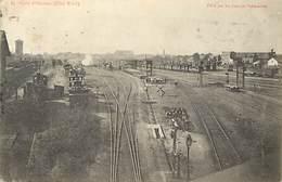 - Loiret -ref-A699- Orléans - La Gare - Gares - Ligne De Chemin De Fer - Petit Plan Train - Trains - Voir Description - - Orleans