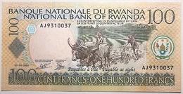Rwanda - 100 Francs - 2003 - PICK 29b - NEUF - Rwanda