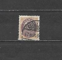 1875 - N. 28 USATO (CATALOGO UNIFICATO) - Usati