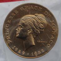 Monaco - 10 Francs 1982, ESSAI MDP - Monaco