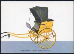 Post -  AK  BRD: Landpostwagen Der Deutschen Reichspost Nach 1871 - Post
