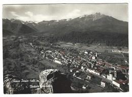 1667 - CHIUSA PESIO CUNEO VEDUTA GENERALE 1950 CIRCA - Cuneo