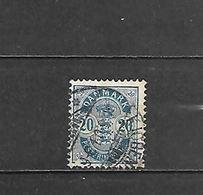 1884 - N. 37 USATO (CATALOGO UNIFICATO) - Usati