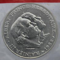 Monaco - 100 Francs 1982, ESSAI MDP - Monaco