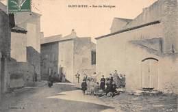 CPA SAINT-MITRE - Rue Des Martigues - France