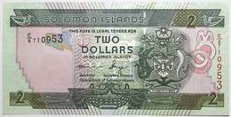 Salomon - 2 Dollars - 2011 - PICK 25a.2 - NEUF - Solomon Islands