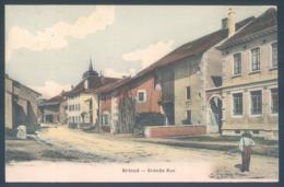 01 BRENOD Grande Rue - France