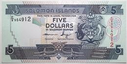Salomon - 5 Dollars - 2011 - PICK 26a.3 - NEUF - Salomonseilanden