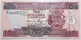 Salomon - 10 Dollars - 2011 - PICK 27a.3 - NEUF - Salomonseilanden
